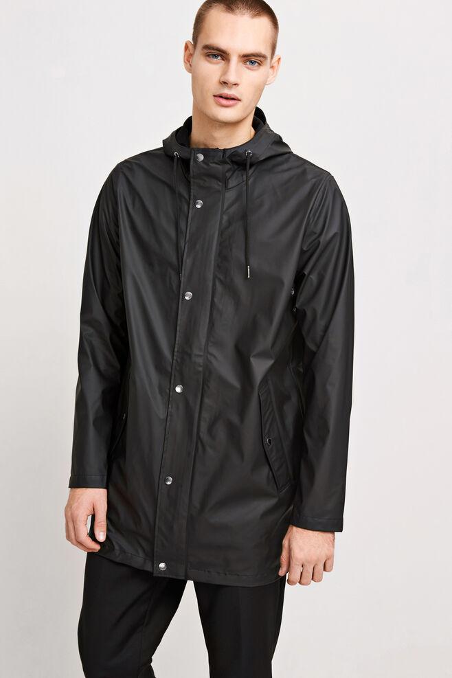 Steely jacket 7357, BLACK
