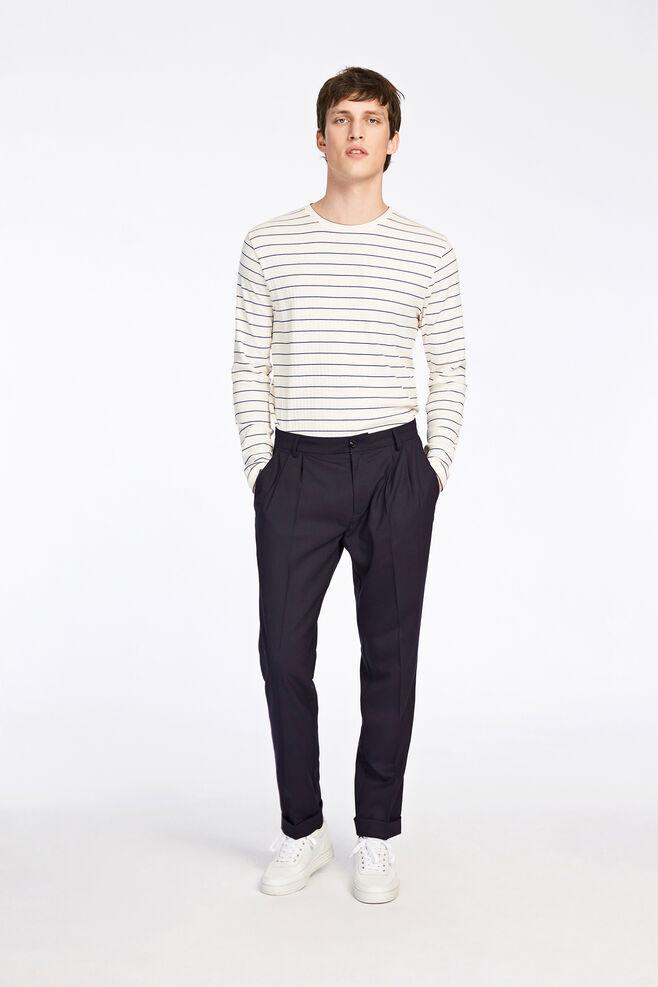Grays stripe o-n ls 7591, CLEAR CREAM ST