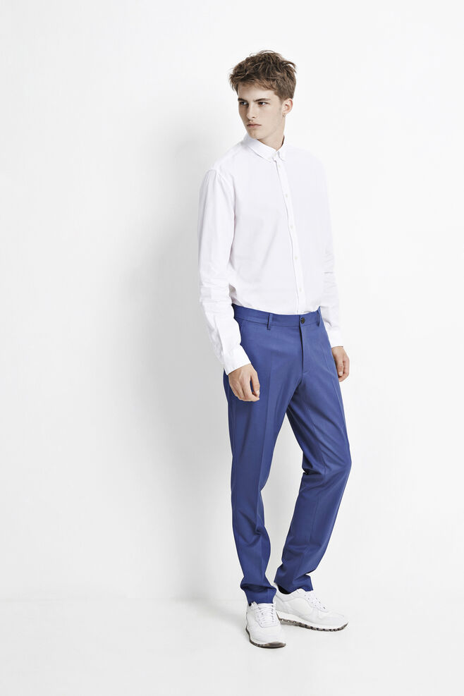Nat trousers 7626, VALLARTA BLUE