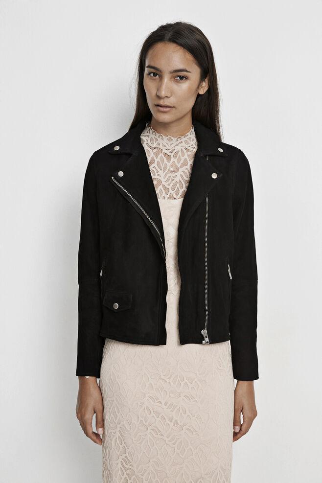 Ane jacket 6221, BLACK