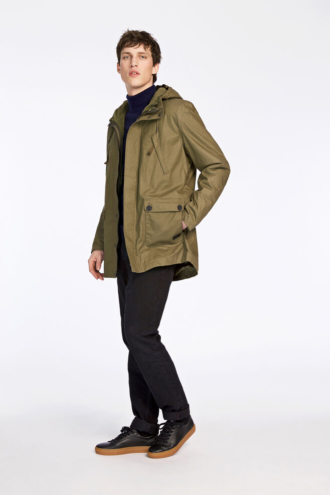Minute jacket 8232, DUSTY OLIVE