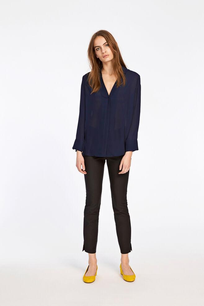 Whitney shirt 6434, DARK SAPPHIRE