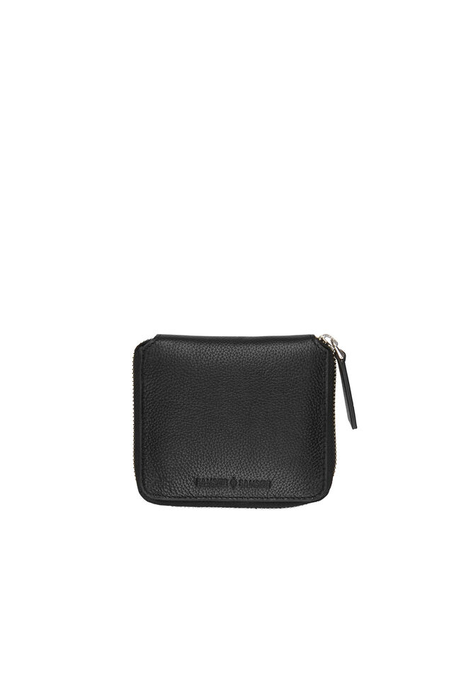Mugg Wallet W 3338, BLACK