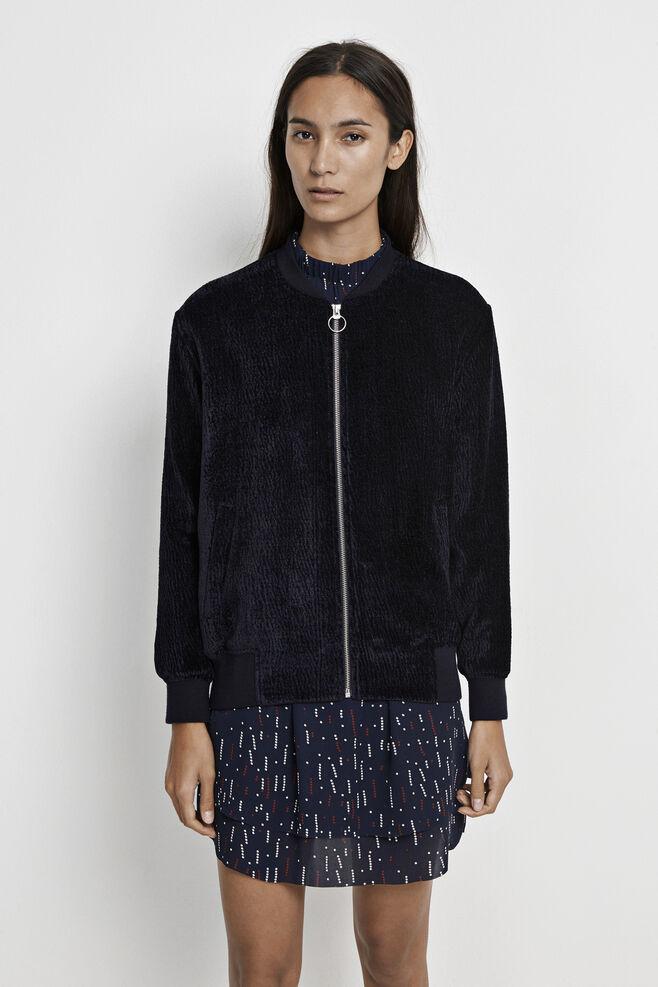 Chia jacket 7623, DARK SAPPHIRE