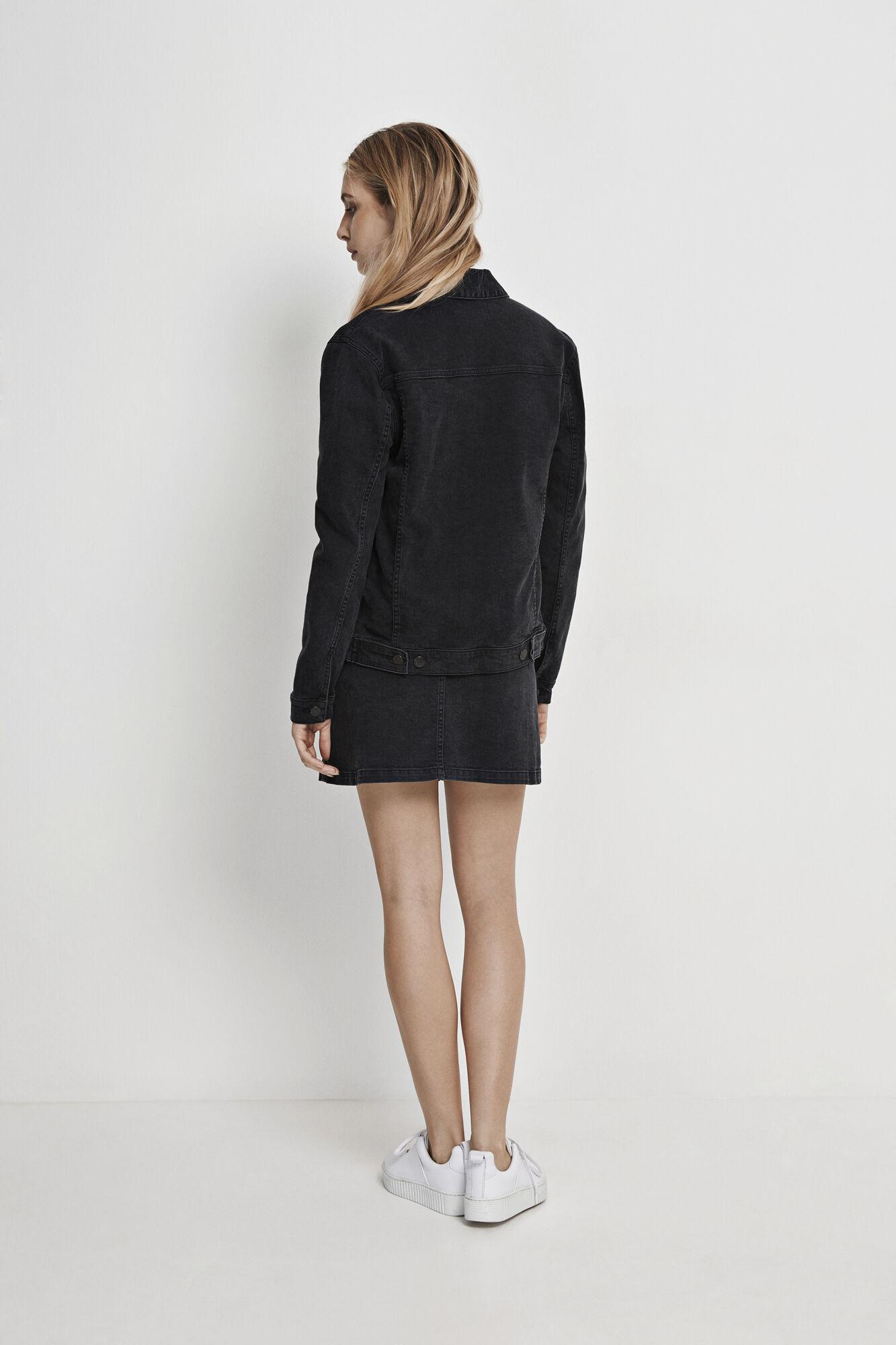 Jenny jacket 5891, WORN BLACK