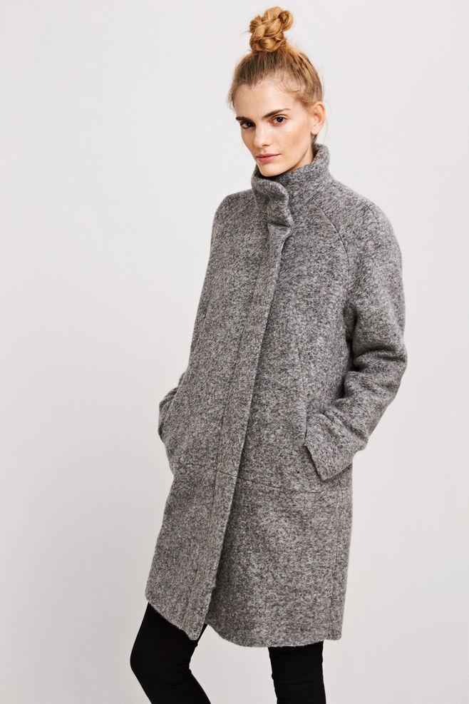 Hoff jacket 7210, GREY MEL.