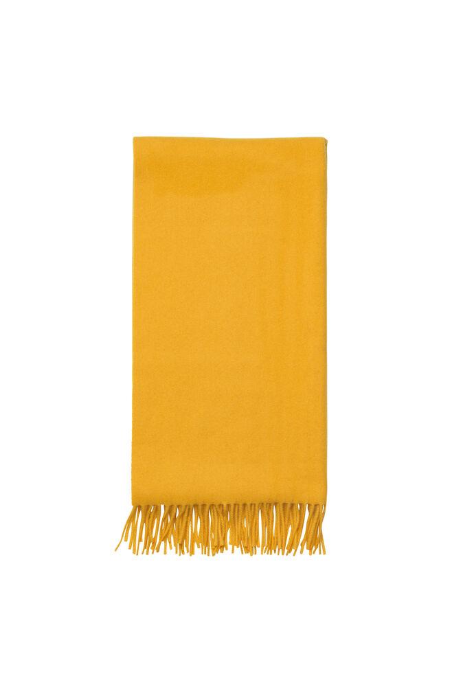 Accola maxi scarf 2862, GOLDEN ROD