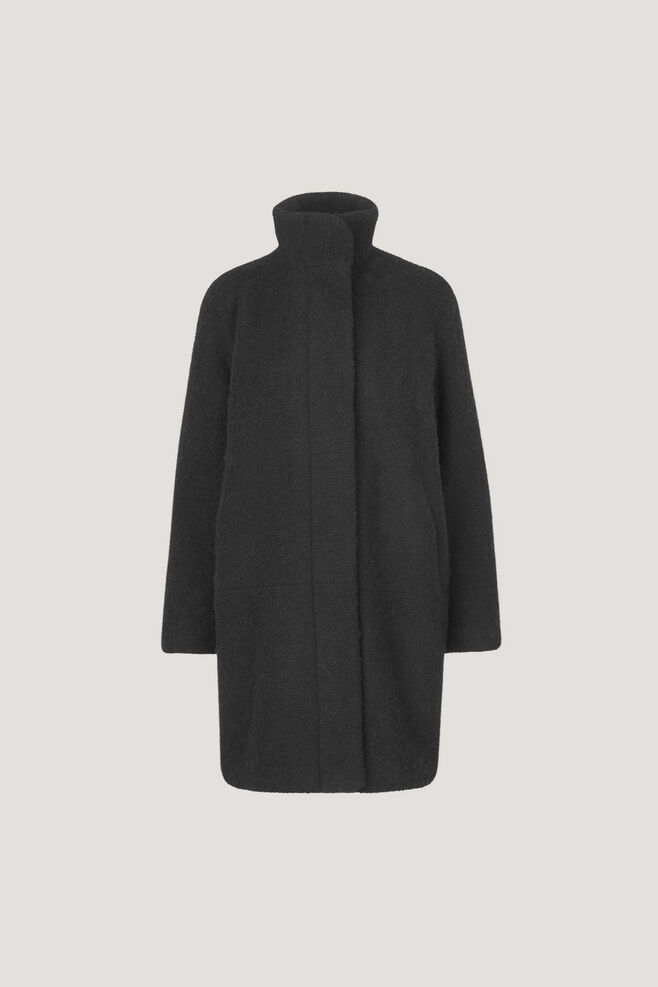 Hoff jacket 6182, BLACK MEL.