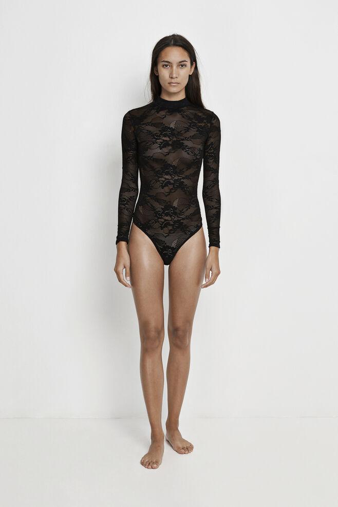 Liva body 7625, BLACK
