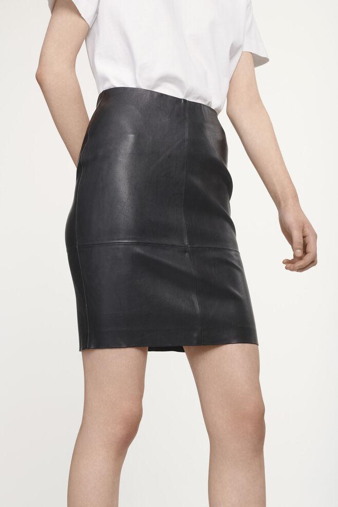 Kendal skirt 2169, BLACK
