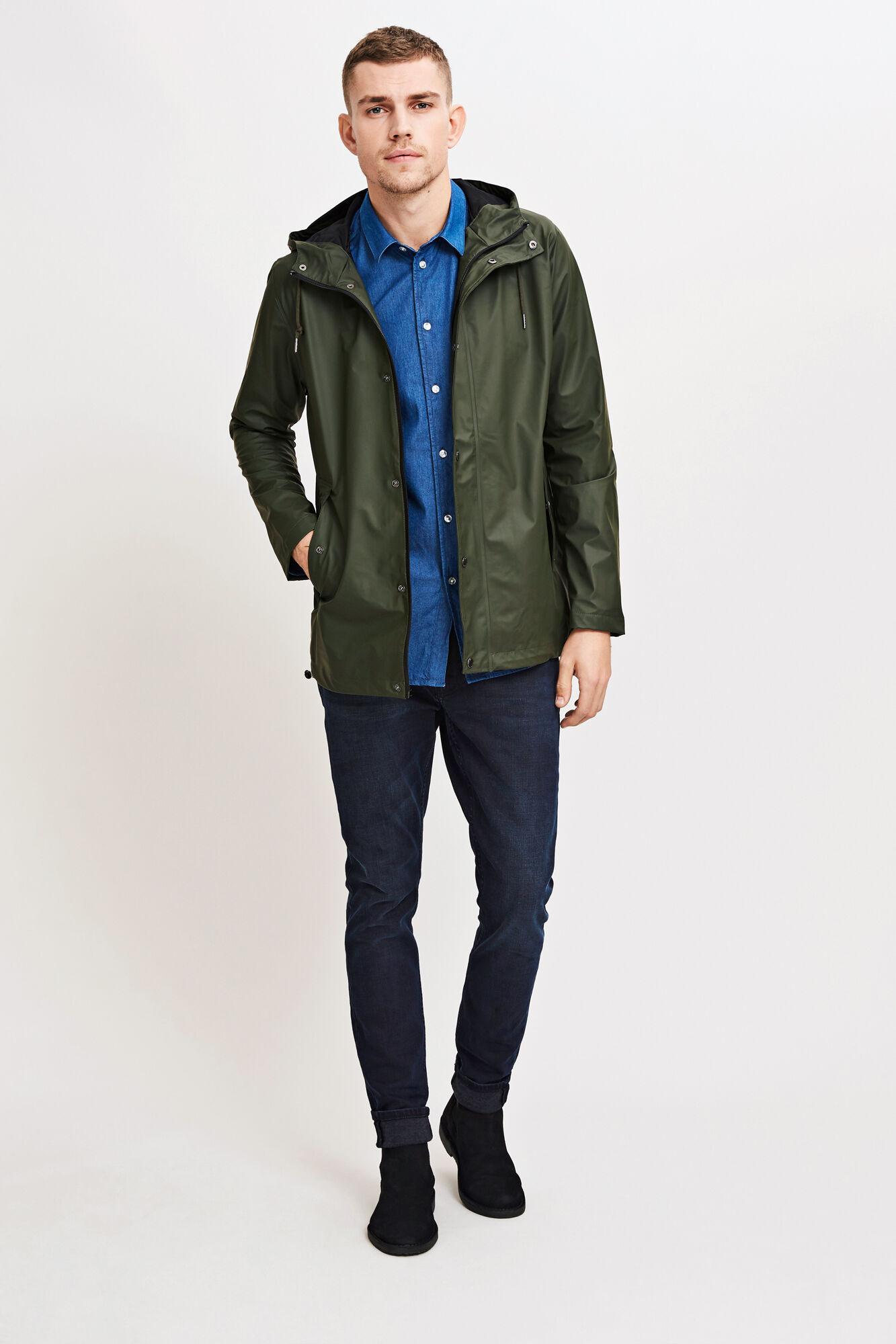 Drop jacket 7357, ROSIN