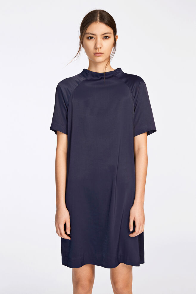 Madeline dress 7944, DARK SAPPHIRE