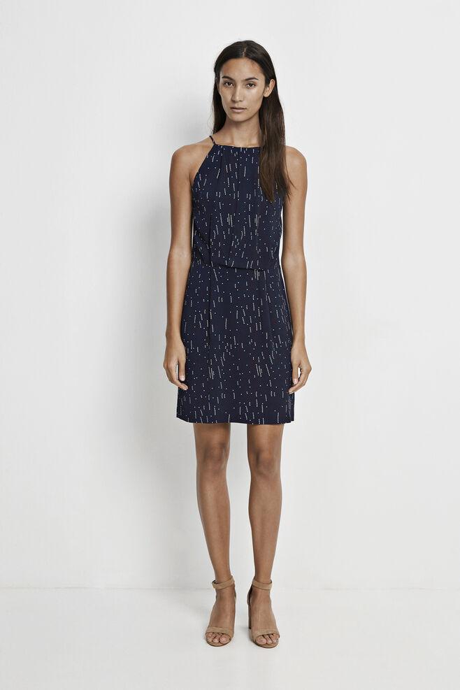 Willow short dress aop 5687, ETOILE