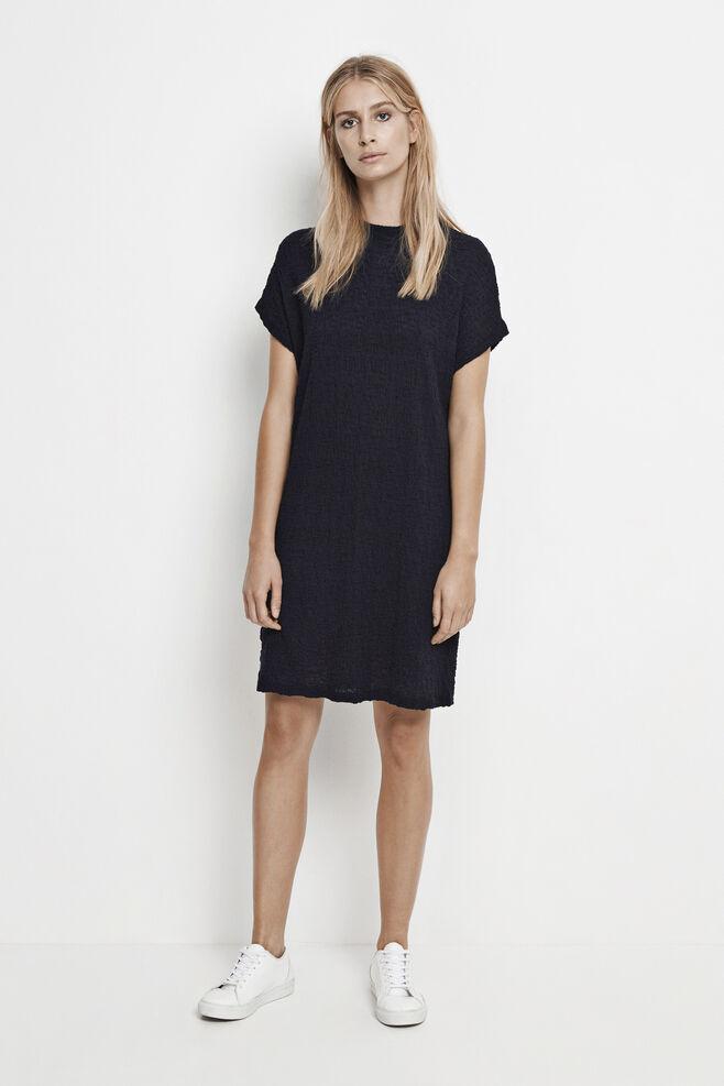 Doun dress 7425, DARK SAPPHIRE