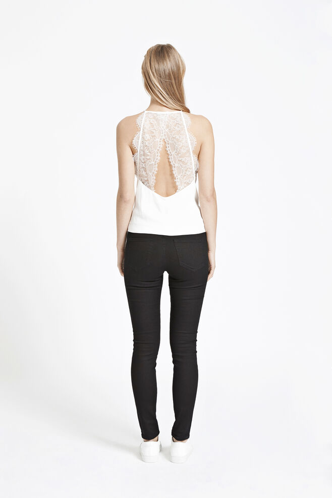Willow top 5687, CLEAR CREAM