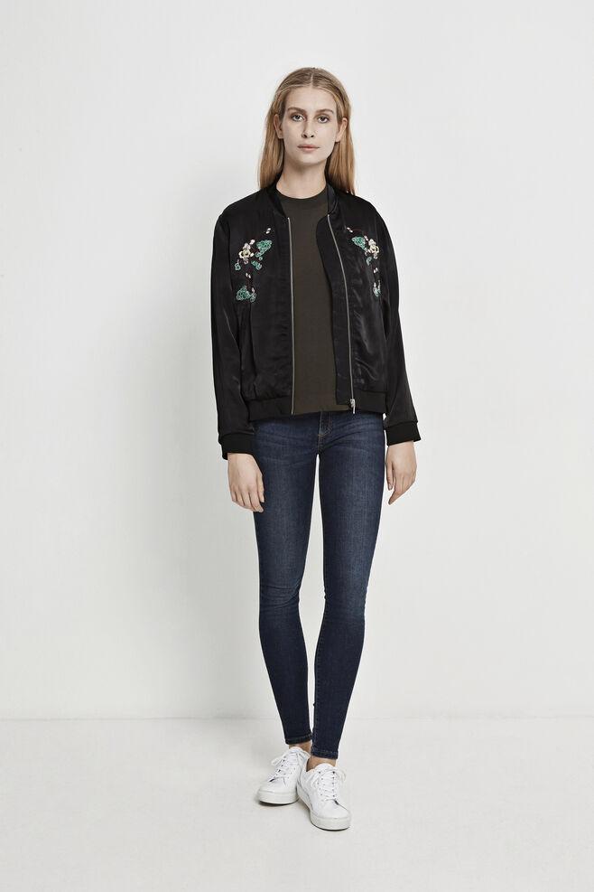 Mathilda Jacket 7911, BLACK