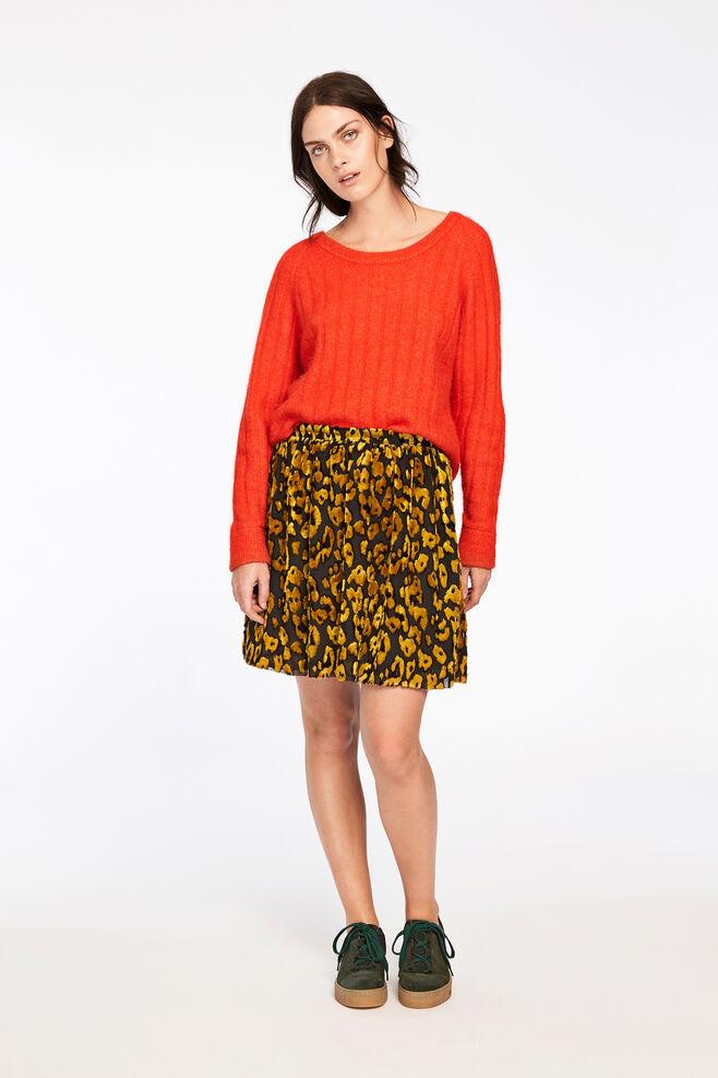 Kayla skirt 9308, GOLDEN ROD