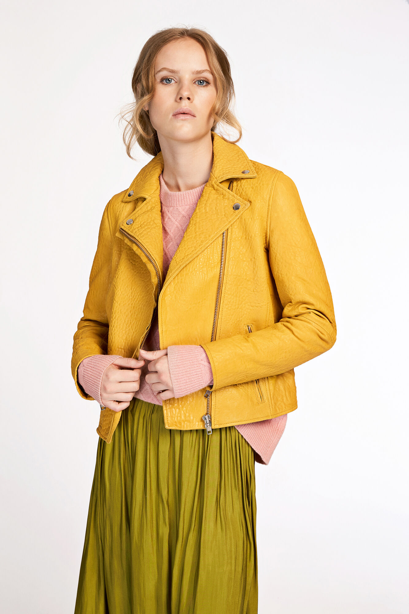Ane jacket 7791, GOLDEN ROD