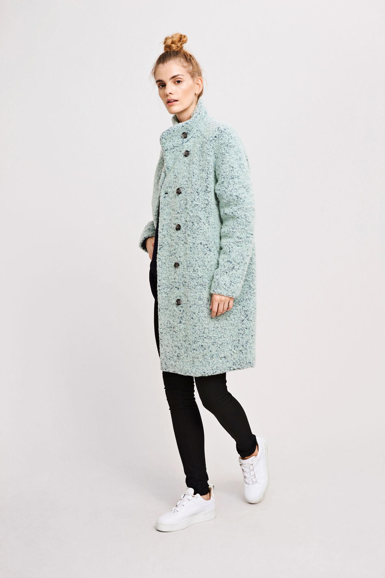 Hoff jacket 6182, HARBOR MEL