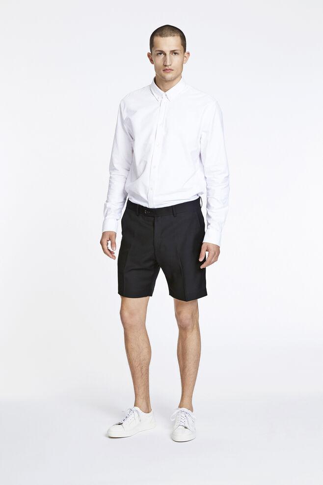 Laurent shorts 6876, BLACK