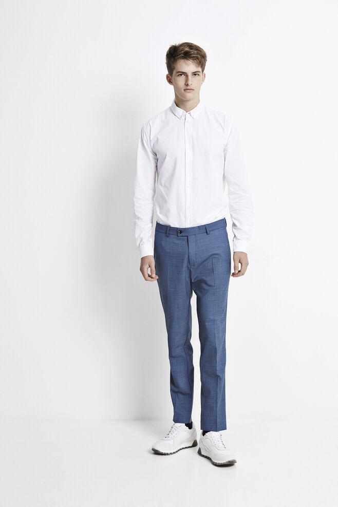 Laurent pants 7629, DARK SAPPHIRE