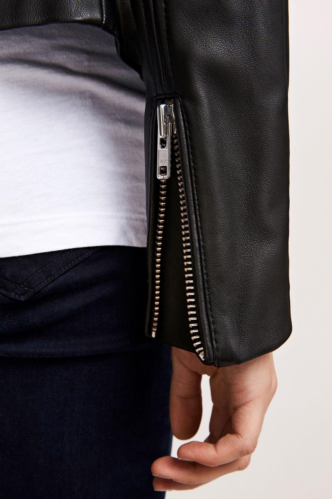 Duris jacket 7248, BLACK