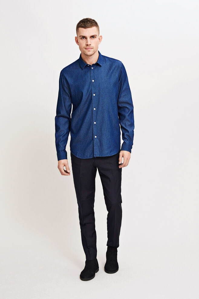 Liam NX 7728, DARK BLUE DENIM