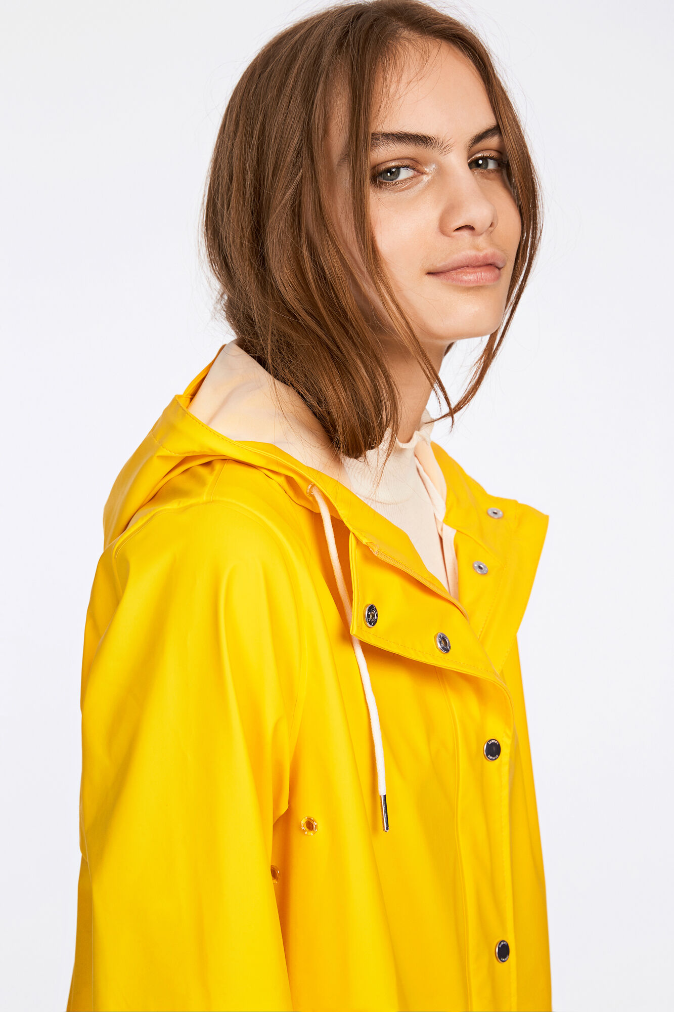 Stala jacket 7357, LEMON CHROME