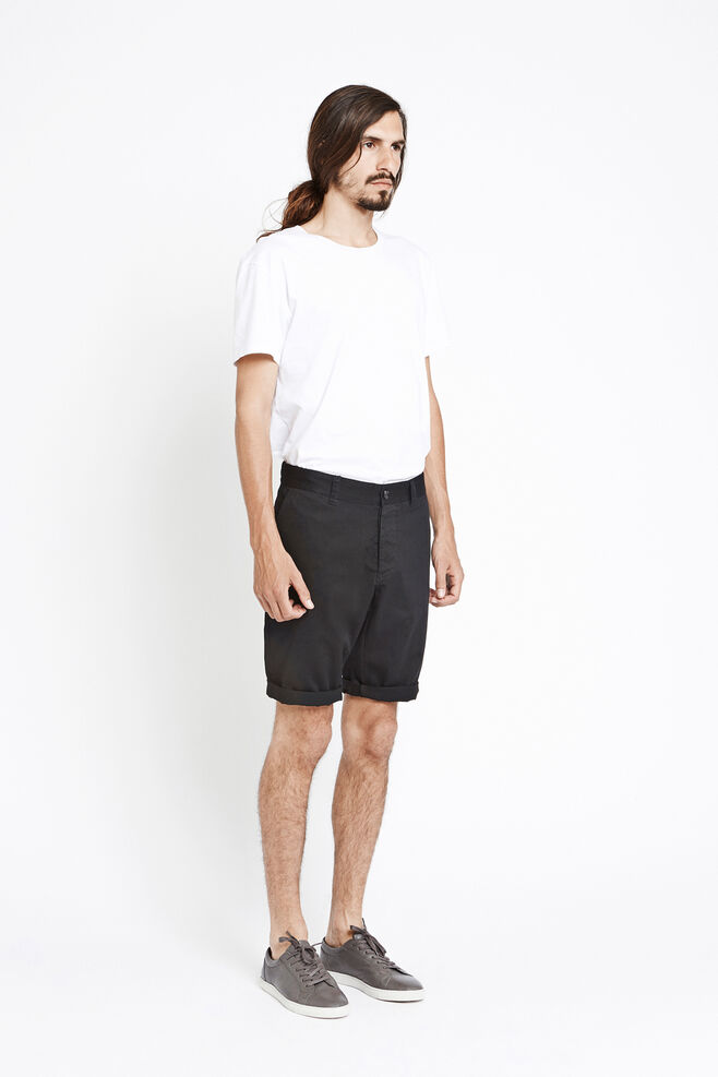 Balder shorts 2414, BLACK