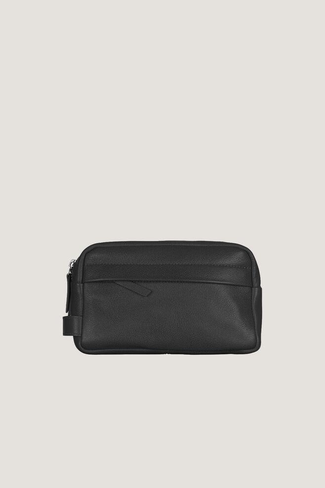 Mule Wash Bag 3338, BLACK