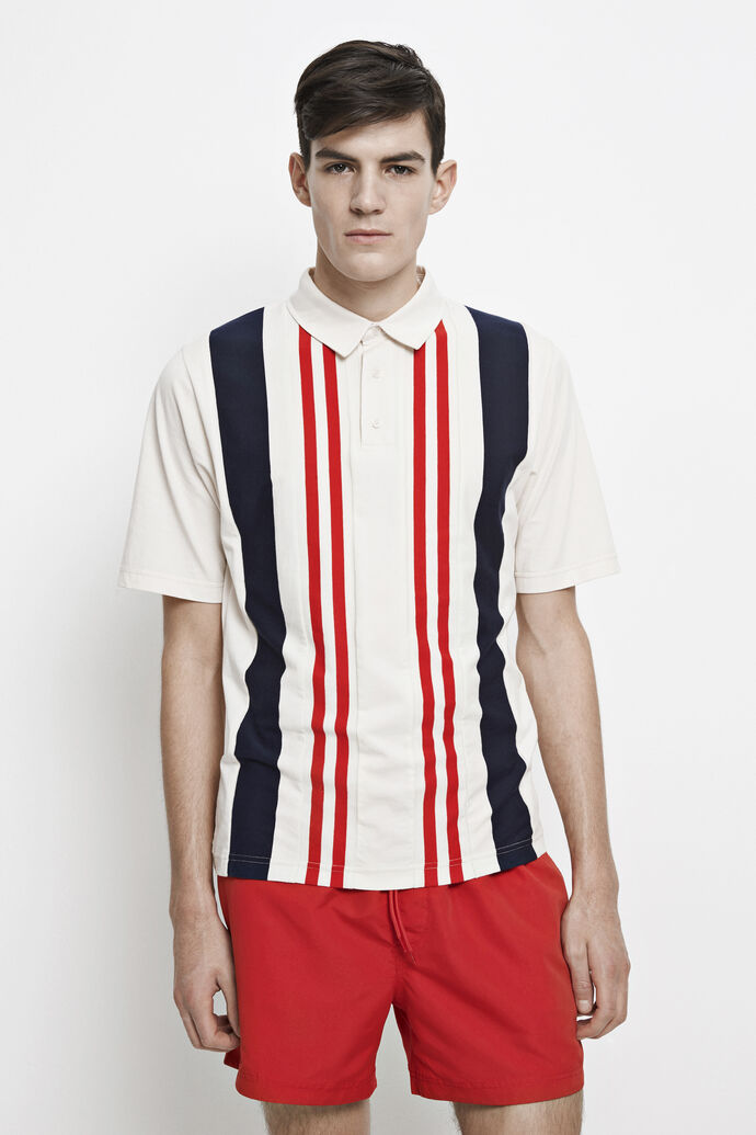 Alf polo ss 7590, RACING RED ST