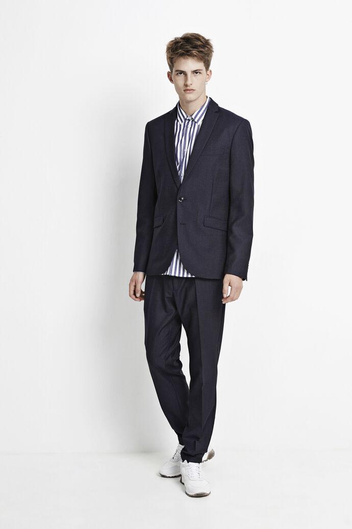Louis A blazer 7627, D. SAPPHIRE MEL