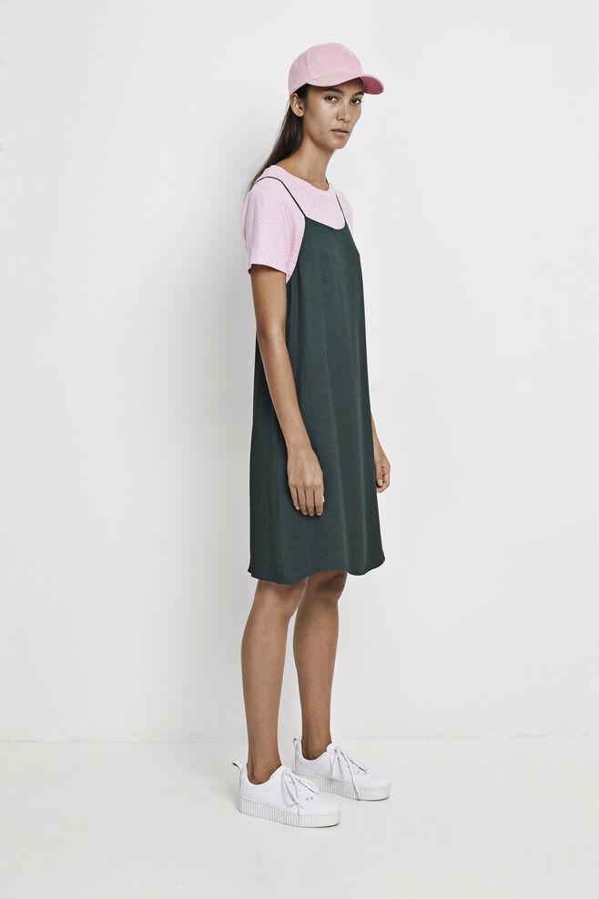 Gizem dress 6622, DARKEST SPRUCE