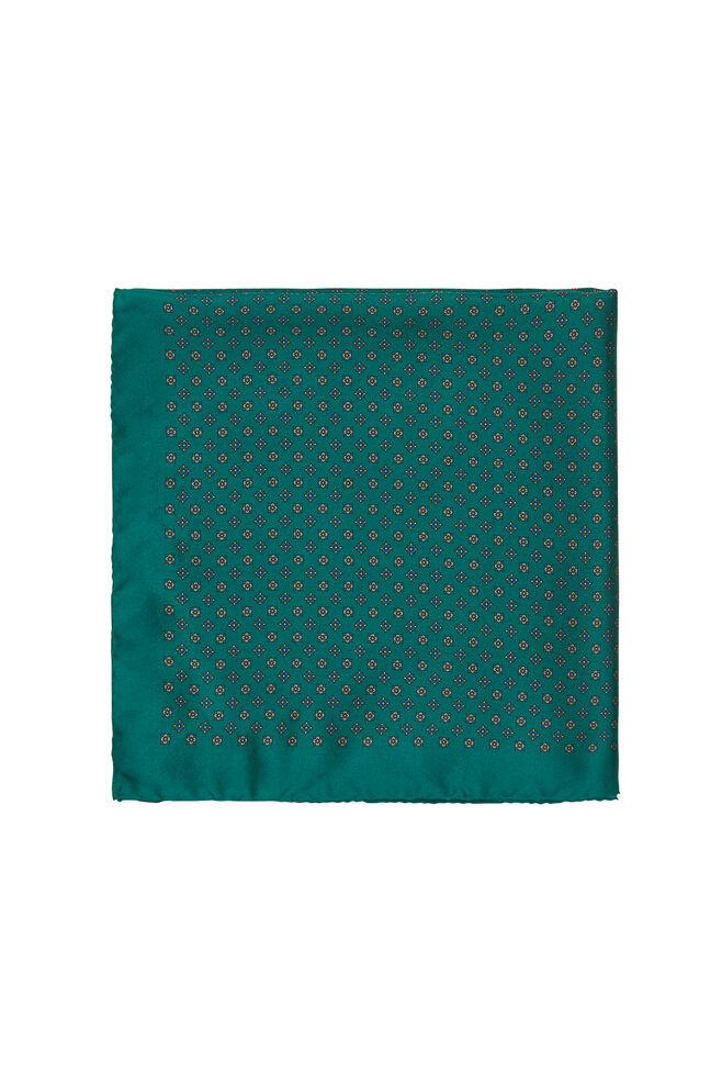 Spencer scarf 7796, DARK GREEN
