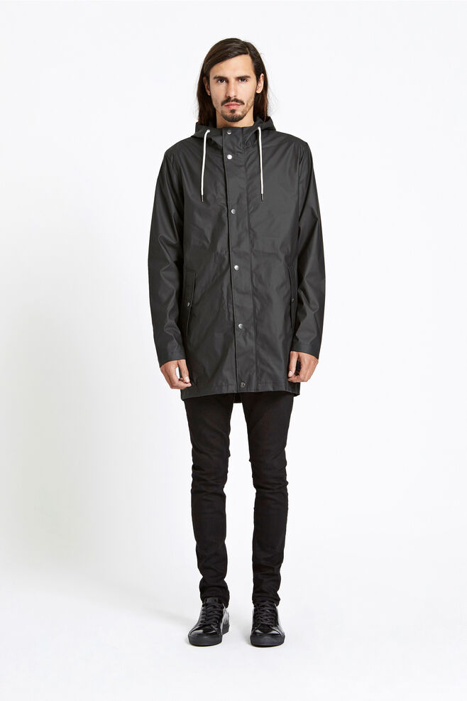 Steely jacket 6212, BLACK