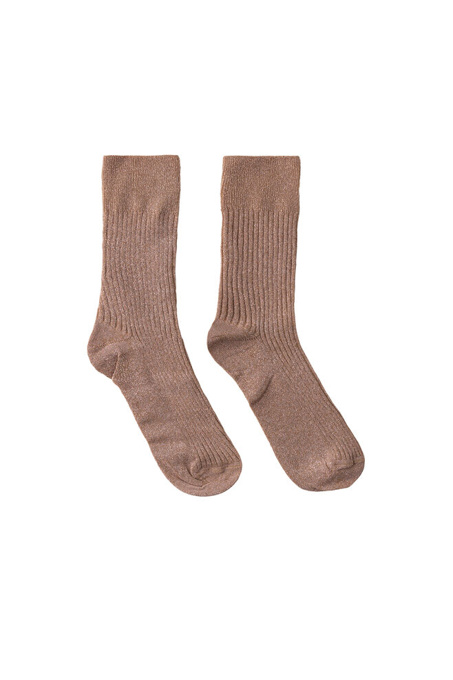 Anemone socks 9848, INDIAN TAN