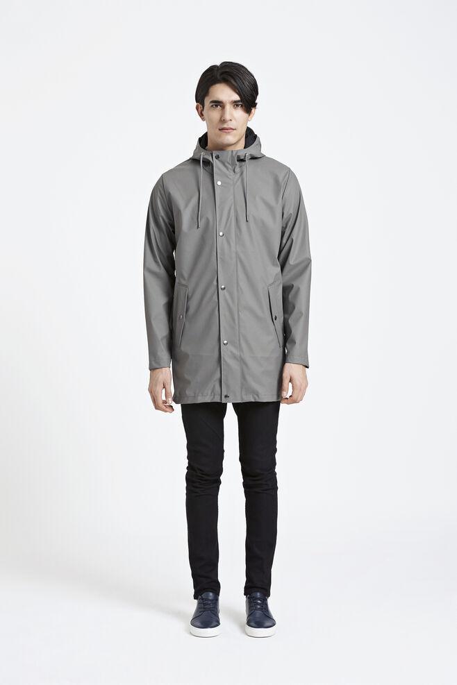Steely jacket 7357, DARK GREY