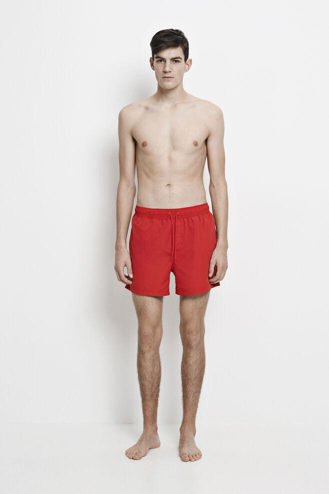 Mason Swim Shorts 6956, RACING RED