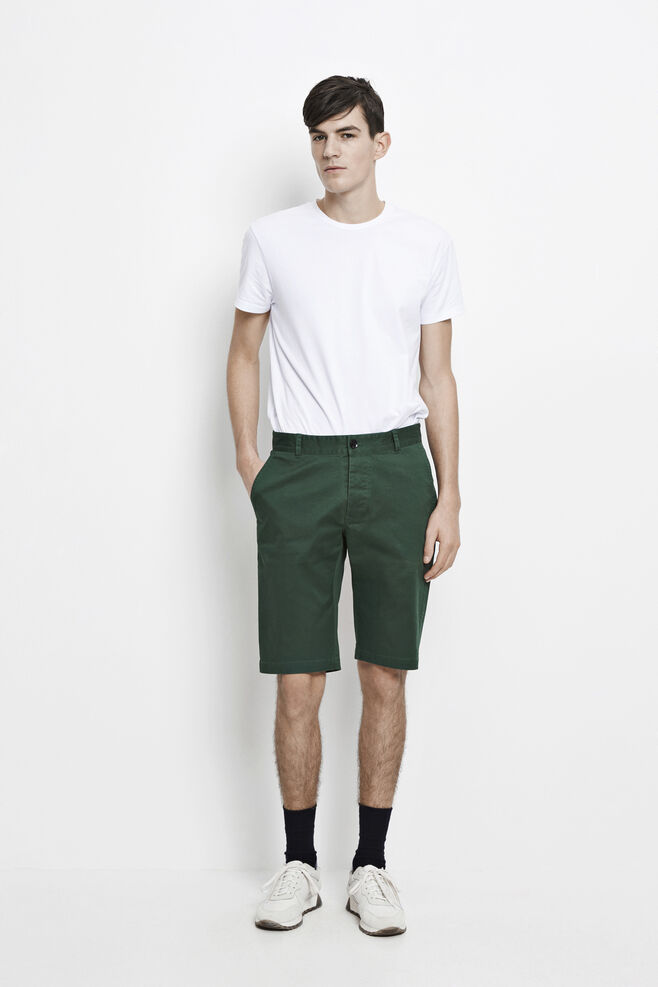 Balder shorts 7321, DARK GREEN