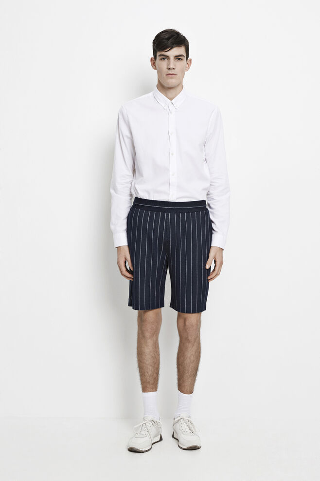 Smith sweat shorts 7912, DARK SAPPHIRE ST
