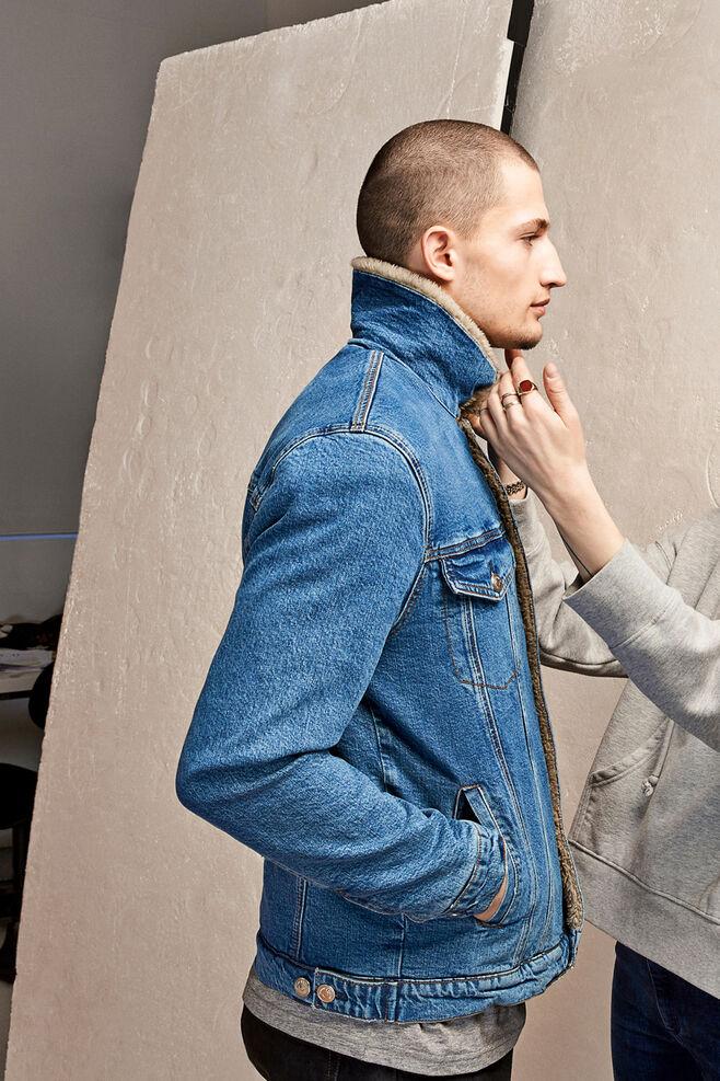Laust jacket 9344, ROSEBOWL