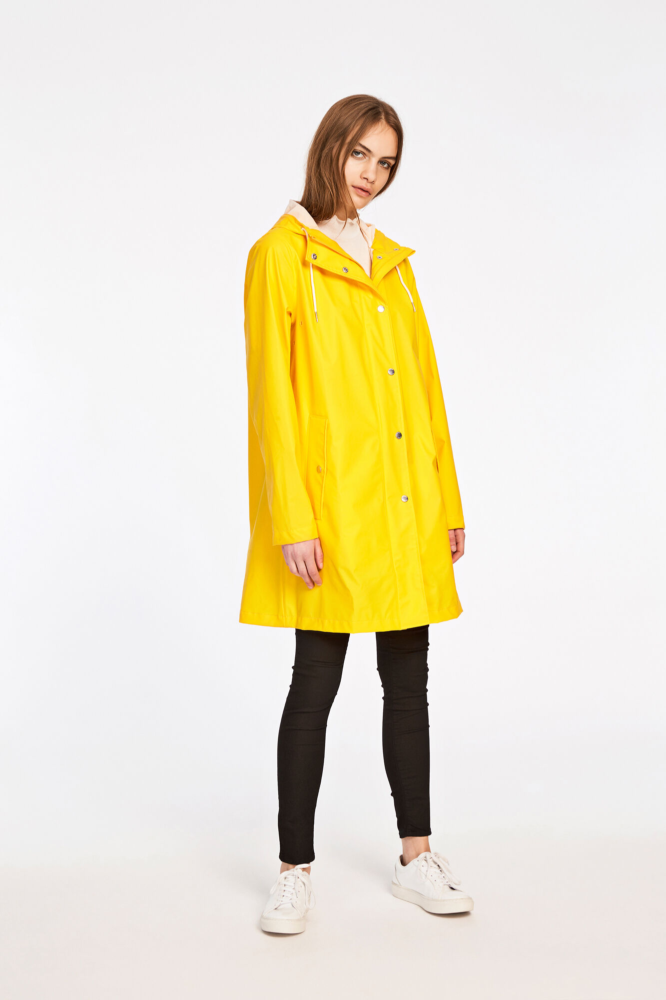 Stala jacket 7357, LEMON CHROME