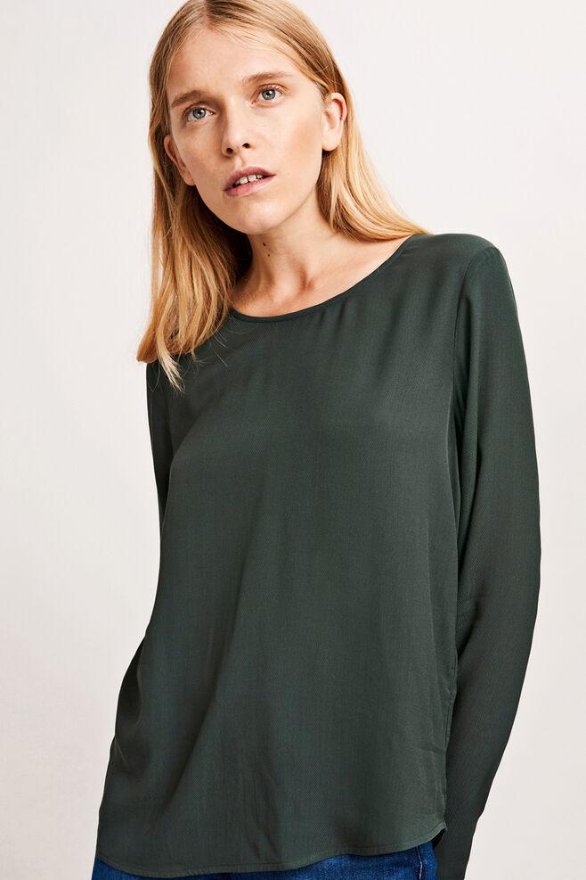 Marsh blouse 5991, DARKEST SPRUCE