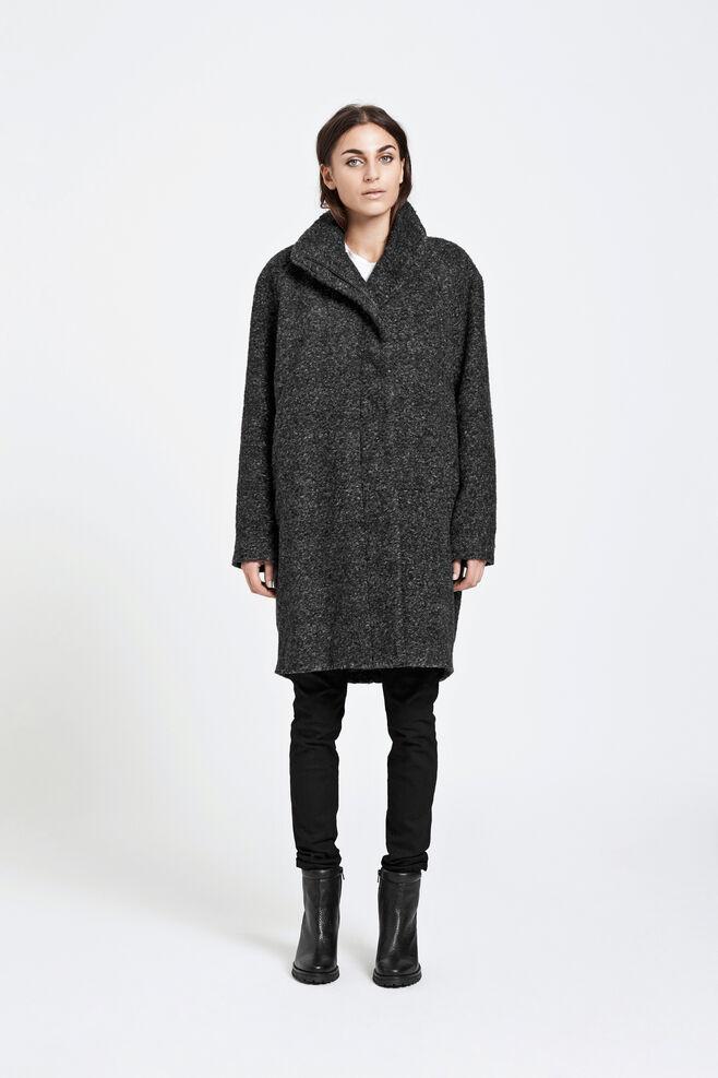 Hoff jacket 7210, BLACK MEL