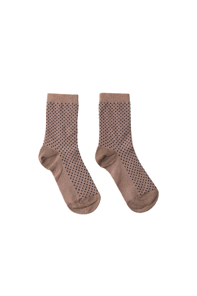 Rosea socks 9849, INDIAN TAN