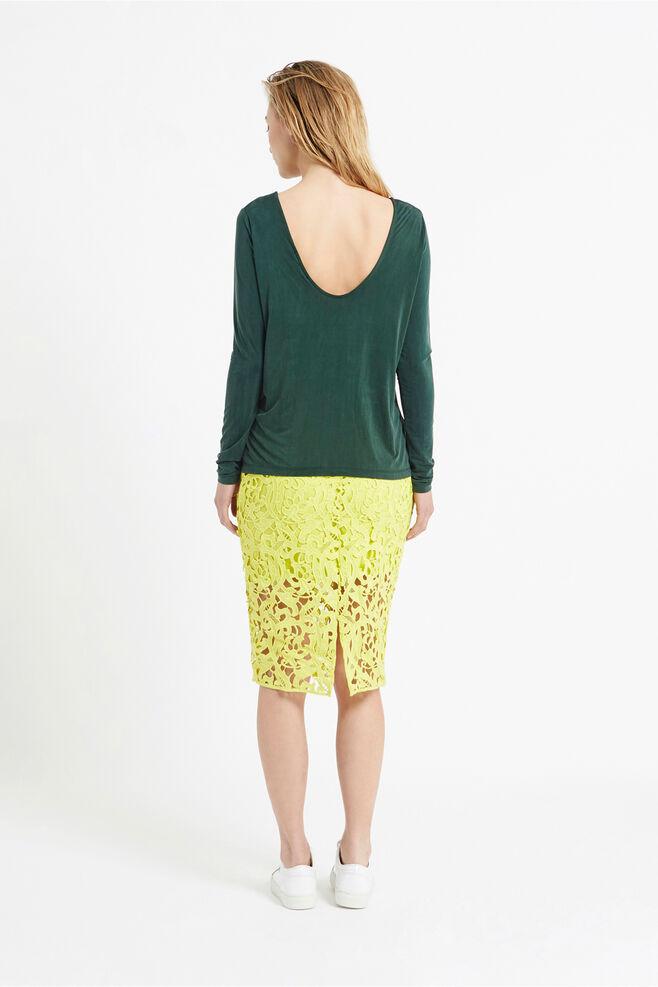 Dahlia blouse 6202, PINE GROVE
