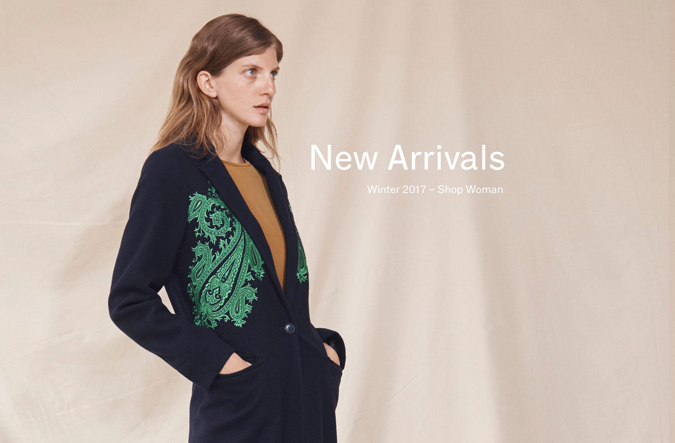 New Arrivals, Woman