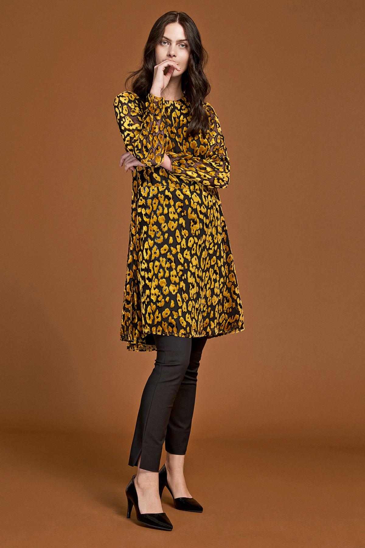 Kayla LS Dress