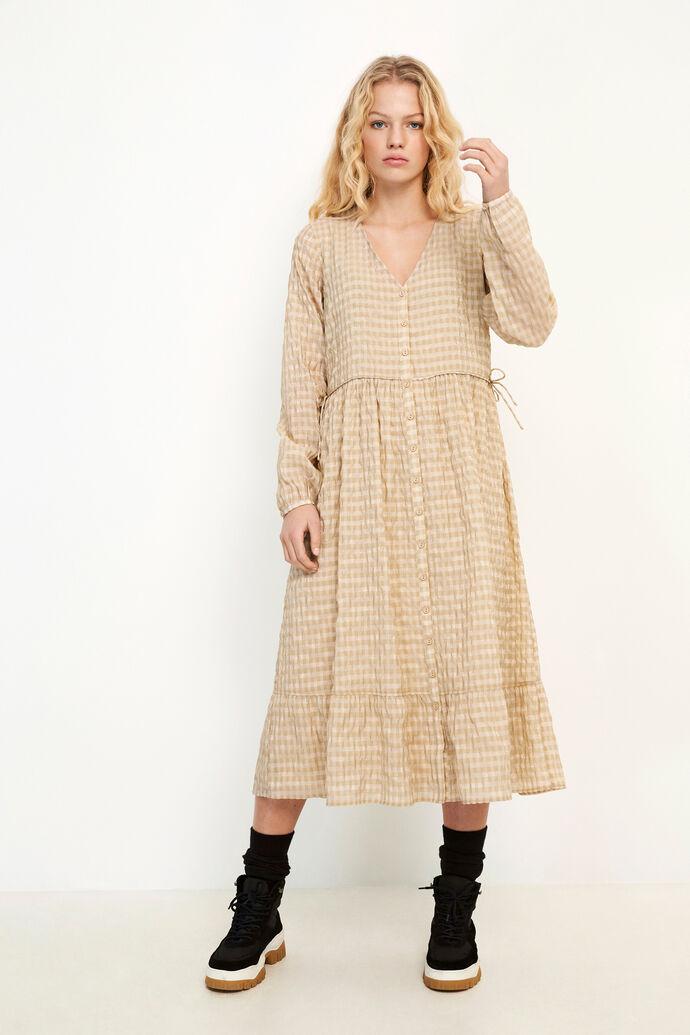 ENCULLINAN LS DRESS 6690