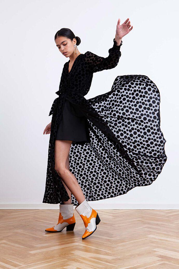 Paula long dress 3423644-001